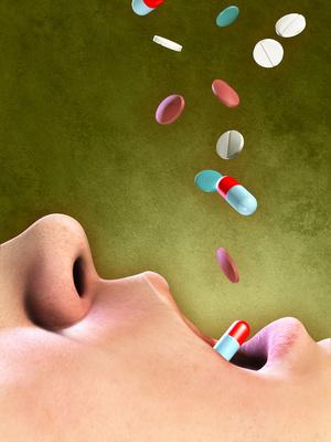 前立腺炎薬