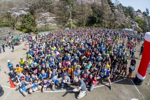 第20回青梅高水山トレイル