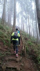 青梅高水山トレイルラン25