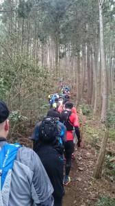 青梅高水山トレイルラン20