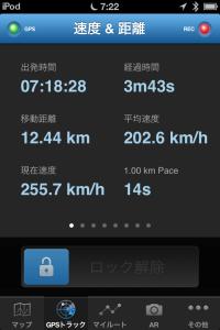 山用GPS