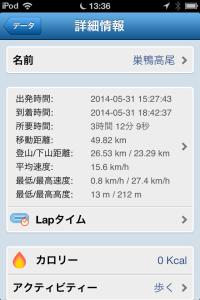 高尾山自転車2