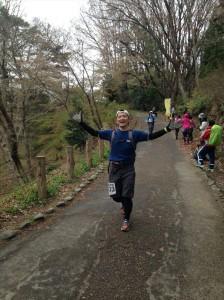 青梅高水山トレイルラン9