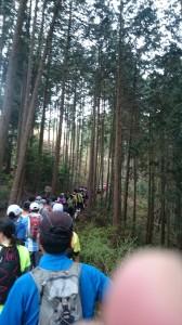 青梅高水山トレイルラン22