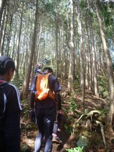 青梅高水山トレイルラン3