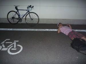 高尾山自転車4
