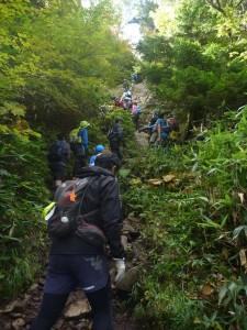 武尊トレイル1